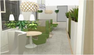 De Werkplek, coworking space, coworking Gent in De Punt